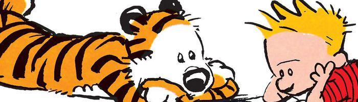 Calvin and Hobbes and quarantine