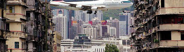 20 years on: Remembering the glory days of Hong Kong's old Kai Tak Airport