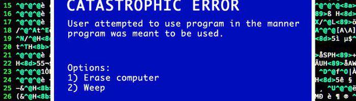Programming Sucks
