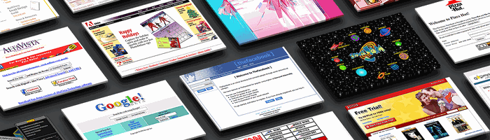 Web Design History Timeline 1990-2020 | Web Design Museum