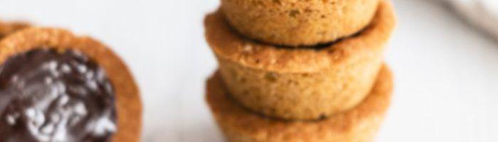 Caramel Cookie Cups   BEST Recipe   nobizlikedoughbiz   Cookies