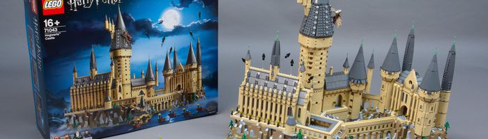 LEGO Harry Potter 71043 Hogwarts Castle, 2nd-largest LEGO set ever released [Review] | The Brothers Brick