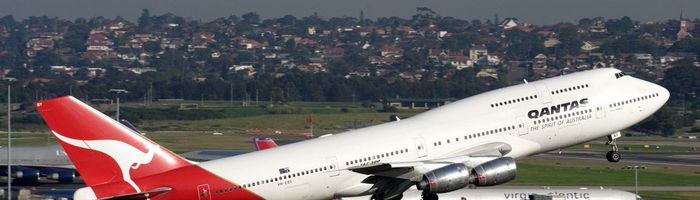 Qantas To Phase Out 747s And Replace With 787-9s