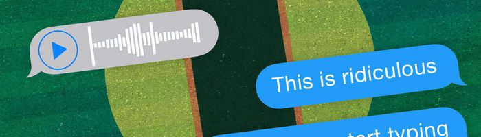 Is the Era of Voice Texting Upon Us?