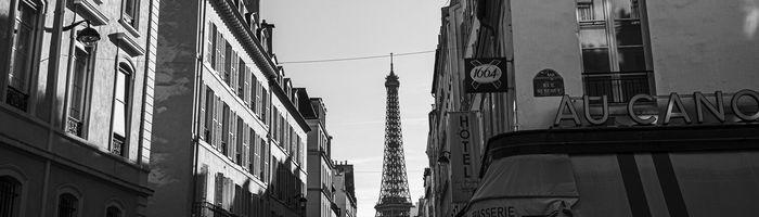 Travel Essay - Paris — Teym The Beast