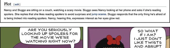 Nancy by Olivia Jaimes for November 01, 2020 | GoComics.com