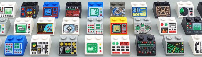 The UX of LEGO Interface Panels – George Cave