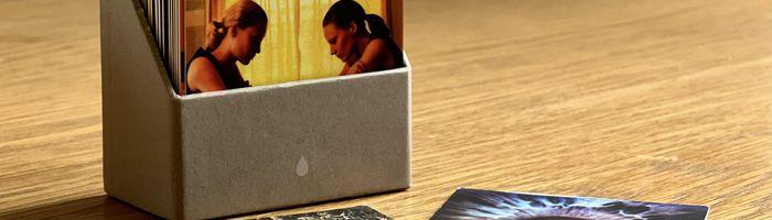 Moo Card Player - Hicks.design