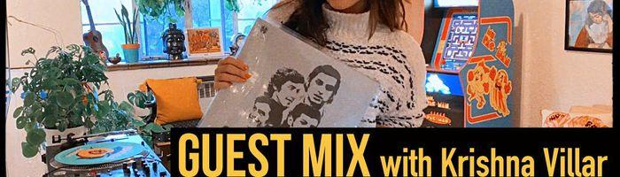Guest Mix: Psychedelic Cumbia with Krishna Villar